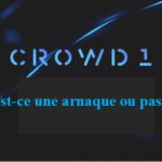 Crowd1 avis 2020 – Arnaque pyramidale ou investissement lucratif ?