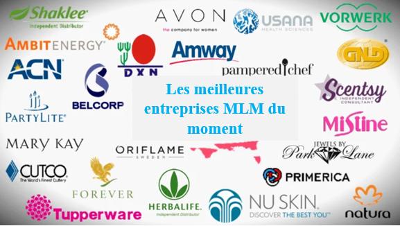 135 entreprises MLM à rejoindre en 2020 – Les tendances du moment