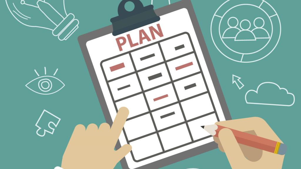 créer le plan de votre blog mlm