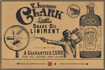 huile de serpent clark stanley