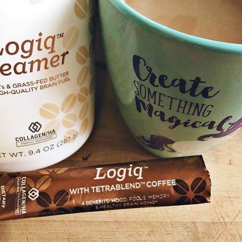 Modere Logiq et logiq creamer