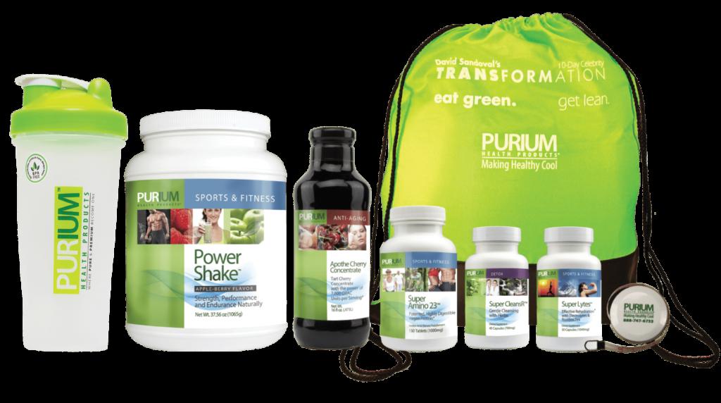 produits purium