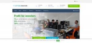 Atton Bank avis – Arnaque ou pas ? Attonbank.com !