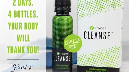 It Works Cleanse avis (2020) : 7 Choses que vous devez savoir