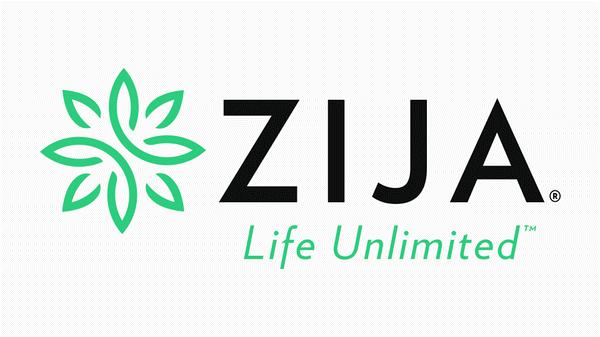 Logo de Zija International